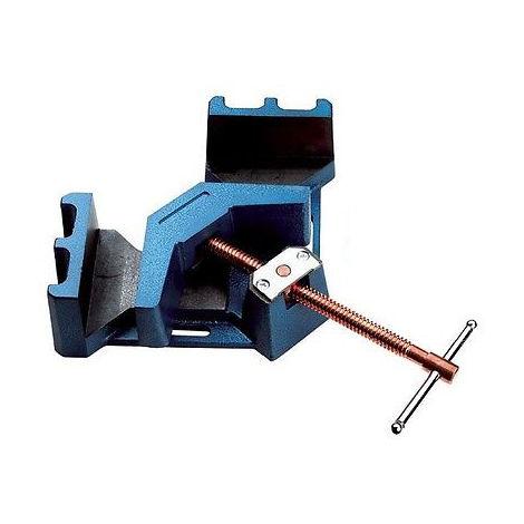 Morsa angolare di serraggio con sistema di sicurezza rapido Connex COM870065