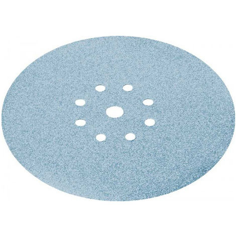 Festool 205655 Sanding Discs STF D225/128 P80 Grit Pack of 25