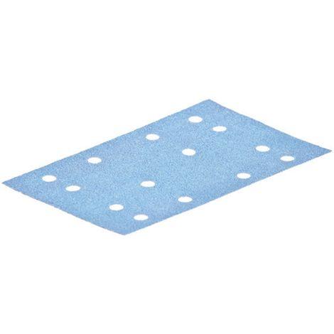 Festool 497124 Abrasive Sheet STF 80133 P240 Grit Pack of 100