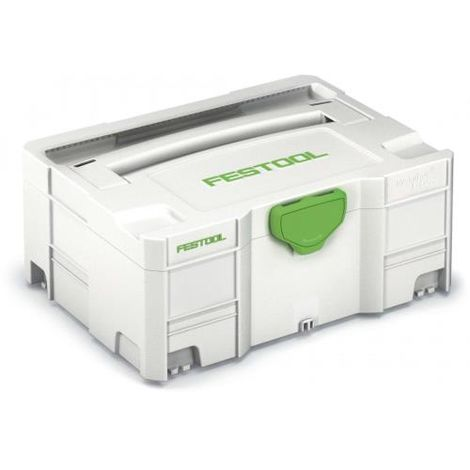 FESTOOL 497564 SYSTAINER 2 T-LOC HEIGHT 157MM