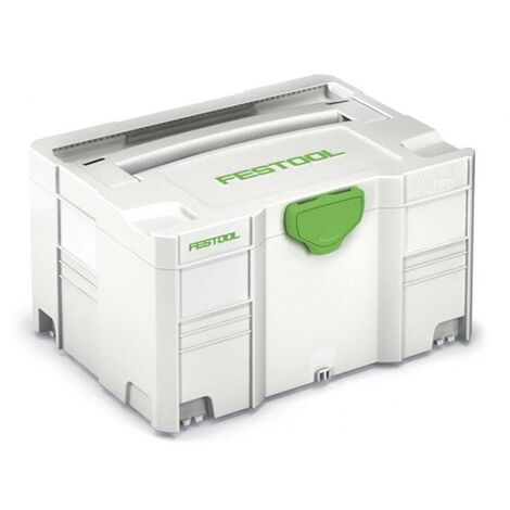 Festool 497565 SYS 3 TL Systainer 3 T-LOC Empty Carry Case