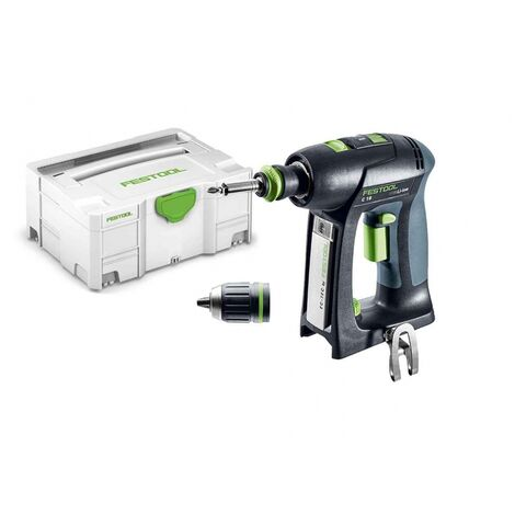 Festool 574737 18v Cordless Drill Bare Unit in Systainer 2