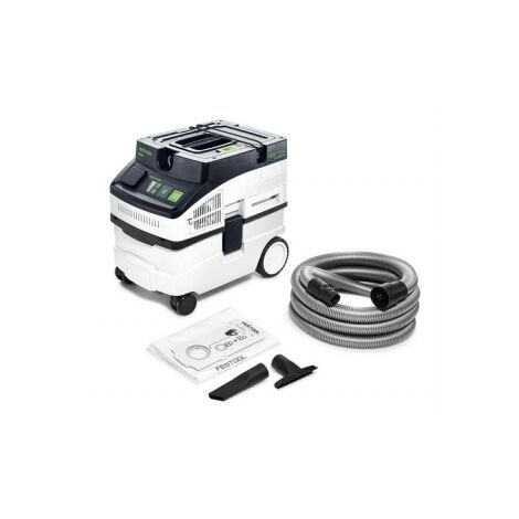 """main image of """"Festool 574830 Mobile dust extractor CT 15 E CLEANTEC"""""""