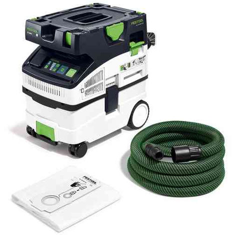 Festool 574835 Mobile Dust Extractor CTL MIDI I GB 240V