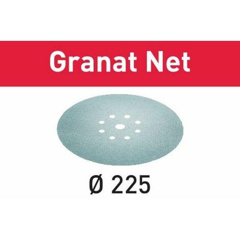 """main image of """"Festool Abrasif maillé STF D225 P220 GR NET/25 Granat Net - 203317"""""""