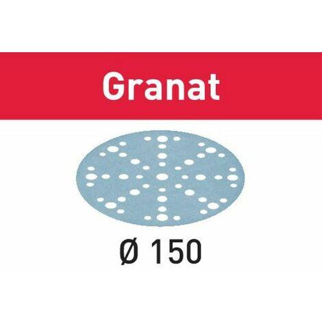 Festool Abrasif STF D150/48 P360 GR/100 Granat