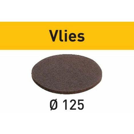 Festool Abrasif Vlies STF D125 MD 100 VL/10 Vlies