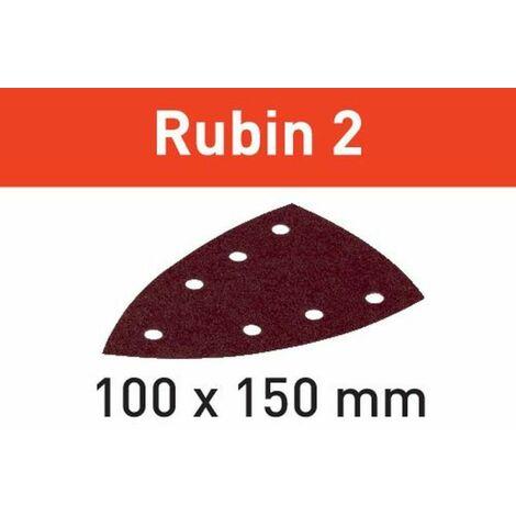 pour DTS 400 lot de 10 Festool 499147/abrasif 100/x 150/mm STF Delta//7/P180/RU2//10/
