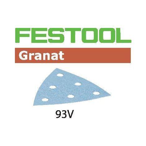 FESTOOL Abrasifs StickFix Granat 93V