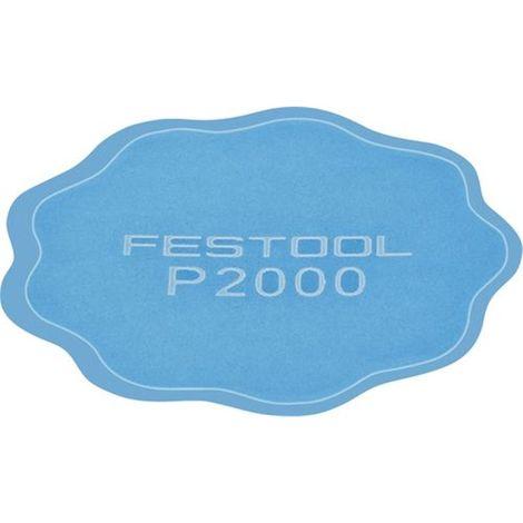 Festool Abrasivo ondulado autoadherente SK D32-36/0 P2000 GR/500