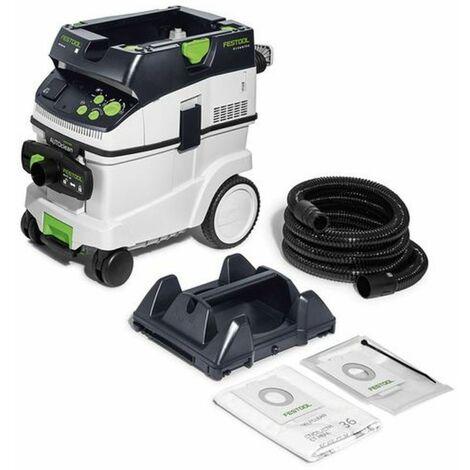 Festool Aspirateur 1200W CTM 36 E AC-PLANEX CLEANTEC - 576853