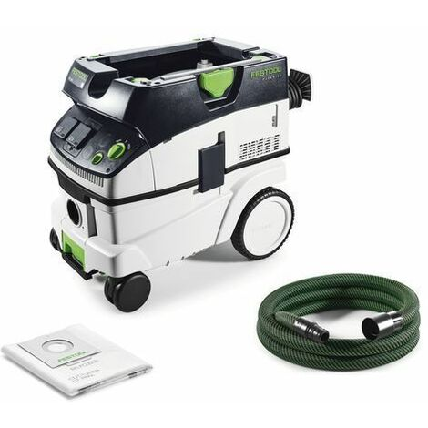 Festool Aspirateur CTL 26 E SD E/A CLEANTEC - 574956