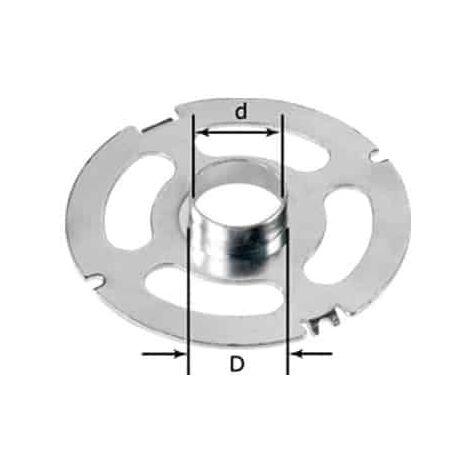 Festool Pince de serrage sz-d6 0//of1400-of2200 494459 Fraisage Défonceuse Pince