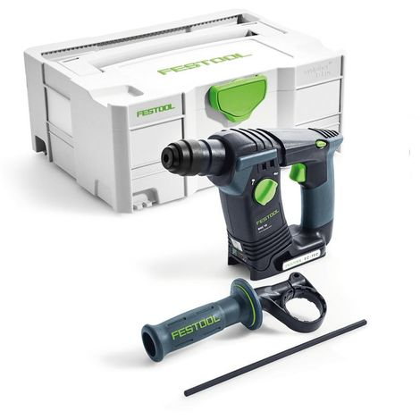 Festool BHC 18 Li-Basic 18V SDS Plus Cordless Hammer Drill 576511