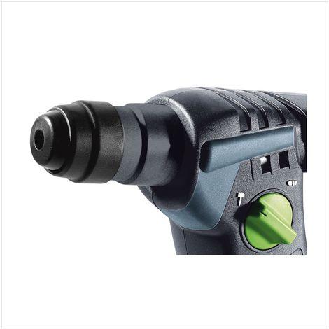 Festool BHC 18 Li-Basic Akku Bohrhammer 18V ( 574723 ) 25Nm Brushless Solo im Systainer - ohne Akku, ohne Ladegerät
