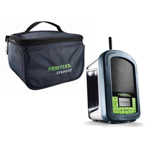 FESTOOL BR 10 GB 240V SYSROCK SITE RADIO