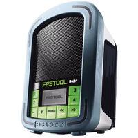 Festool BR10 DAB+ GB 240V Sysrock Construction Site Work Radio