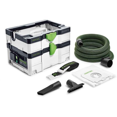Festool CLEANTEC CTL SYS GB 240V Mobile Dust Extractor 575284