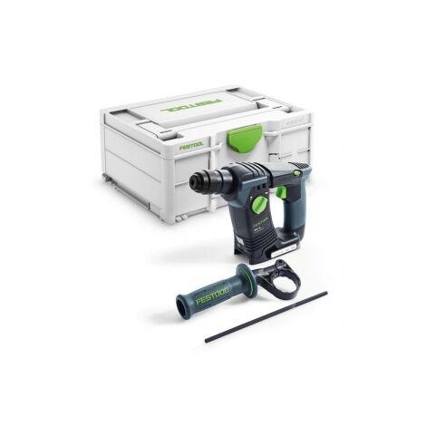 Festool Cordless hammer drill BHC 18-Basic