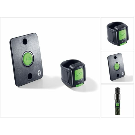 Festool CT-F I / M - Set Télécommande et Module Bluetooth ( 202097 ) pour Aspirateur CT 26, 36, 48