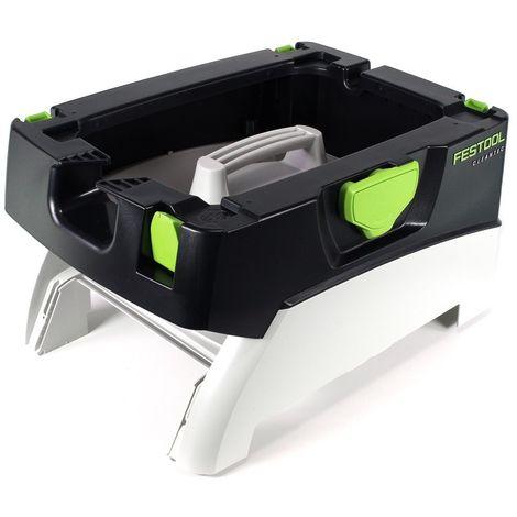 Festool CT MINI Facelift ET-BG Boîtier avec verrouillage demi-tour pour aspirateurs Festool CT MINI/MIDI ( 499748 )