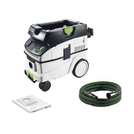 Festool CTL26EGB110V 110v 26L L-Class Mobile Dust Extractor