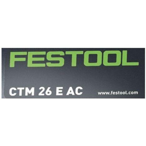 Festool CTM 26 E AC CLEANTEC Aspirateur ( 574978 )