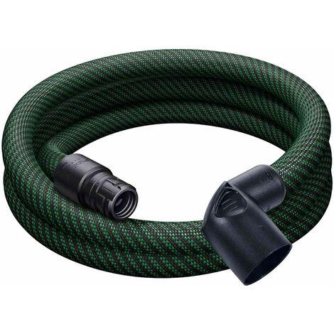Festool D 27/32x3,5m-AS-90°/CT Tubo flexible de aspiración