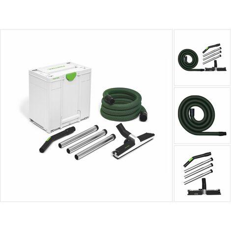 Festool D 36 WB-RS-Plus Kit de nettoyage + Coffret Systainer SYS3 M 437 ( 576838 )