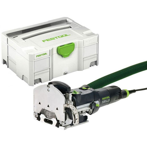 Festool DF500 Q-Plus GB 240V Domino Joining System in Systainer 2 574327