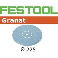 Festool Disco abrasivo STF D225/8 P240 GR/25