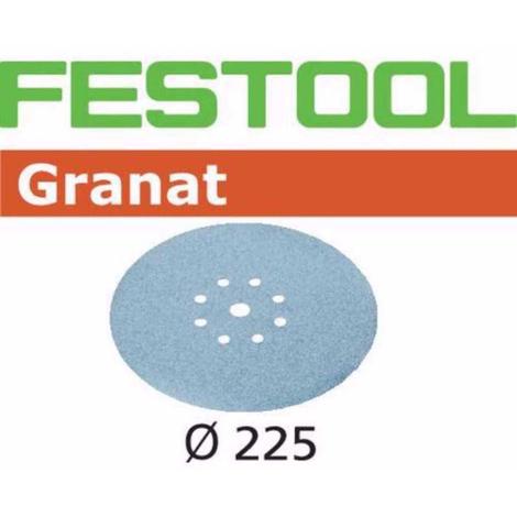 Festool Disco de lijar STF D225/8 P320 GR/25