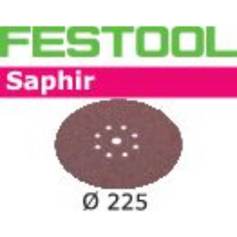 Festool Disco de lijar STF D225/8 P36 SA/25