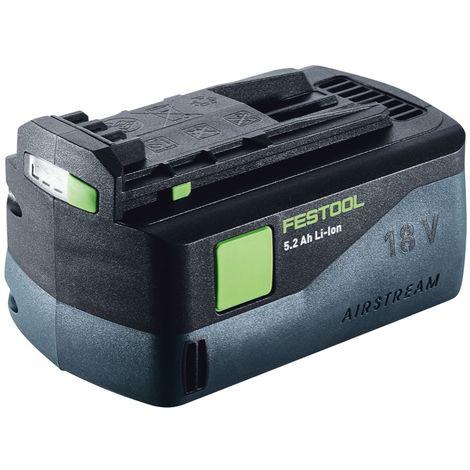 Festool DRC 18/4 Li-Basic QUADRIVE Taladro atornillador a batería ( 574695 ) en Systainer + 1x Batería BP 18 Li 5,2 AS ( 200181 )