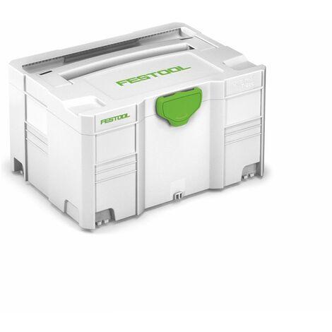 Festool DSC-AGC 18-125 FH Li EB-Basic Système de tronçonnage sans fil à main levée 125mm 18V Brushless ( 575759 ) + 1x Batterie 6,2Ah + Chargeur rapide + Coffret de transport