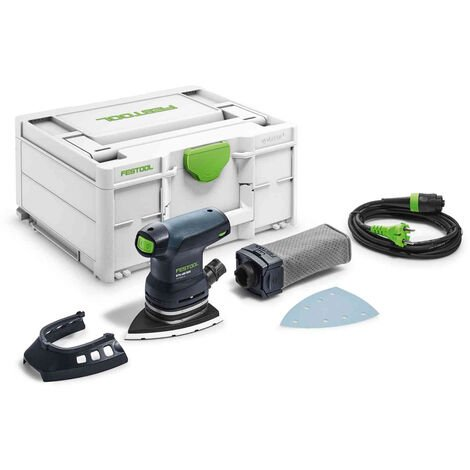 Festool DTS 400 REQ-Plus 240V Delta Sander in SYSTAINER 201227