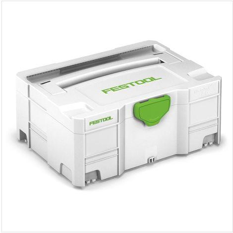 Festool DWC 18-4500 Duradrive Li Basic Visseuse sans fil pour plaquiste avec boîtier Systainer + Chargeur de vis + 1x Batterie BP 18 Li 5,2 AS Li-lon + Chargeur SCA 8