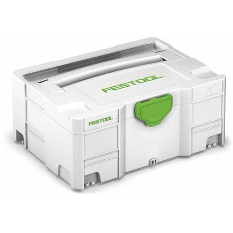 Festool DWC 18-4500 Duradrive LI Basic Visseuse sans fil pour plaquiste avec boîtier Systainer + Chargeur de vis - sans Batterie ni Chargeur ( 574747 )