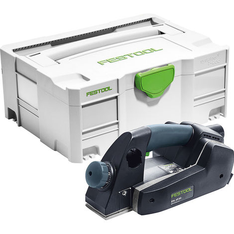 Festool EHL65EQ-Plus 240V 65mm One Handed Planer & T-Loc Case 576604