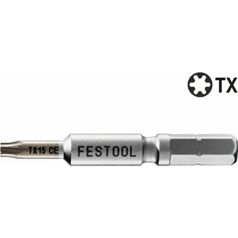 Festool Embout TX TX 15-50 CENTRO/2