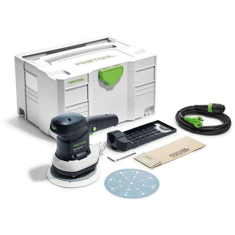 Festool ETS150/3EQ+ Random Orbit Sander 110v