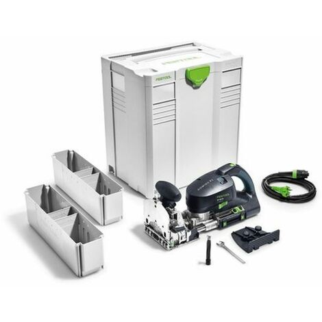 Festool Fresadora de espigas DOMINO XL DF 700 EQ-Plus