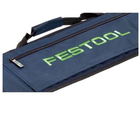 Festool FS 1400/2 Rail de guidage 1400 mm 2x ( 491498 ) + Pochette de rail de guidage FS-BAG + 2x Connecteurs FSV ( 482107 )