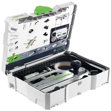 Festool FS-SYS/2 Plunge Saw FS Guide Rail Accessory Kit 497657