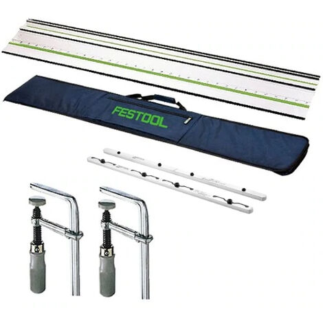 Festool Guide Rail 1400mm & Rail Bag T4TKIT-803