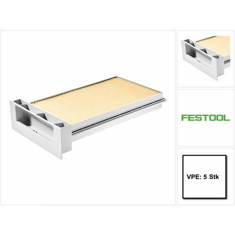 Festool HF-CT MINI/MIDI-2 Filtre principal pour CT MINI und CT MIDI á partir de l'année 2019 ( 5x 204200 )