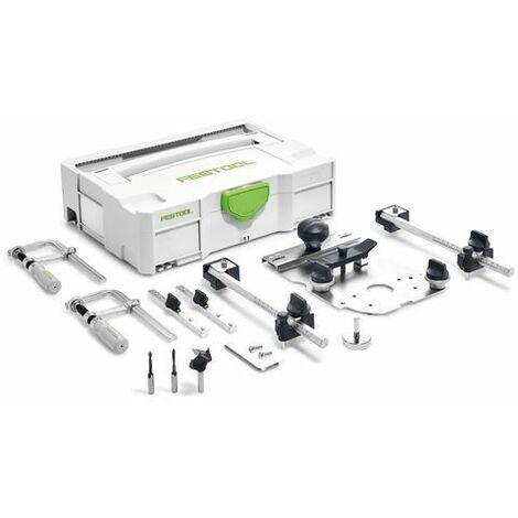 Festool Kit pour le perçage de pistes perforées LR 32-SYS - 584100