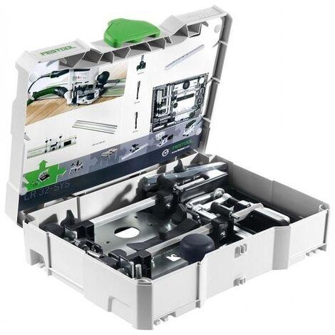 Festool Kit pour le perçage de pistes perforées LR 32-SYS