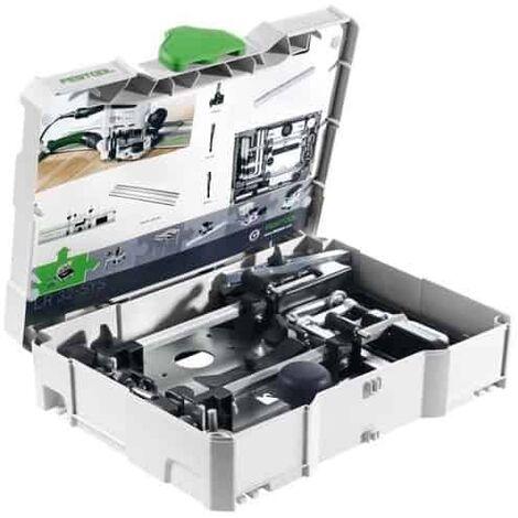 FESTOOL Kit pour le perçage de pistes perforées LR 32-SYS - Réf. 584100