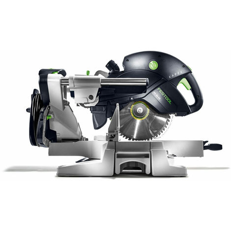 Festool KS 88 RE 260mm Compound Sliding Mitre Saw 575320 110V